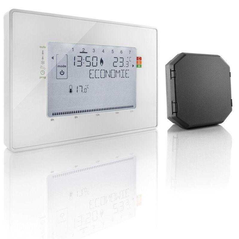 Termostato programmabile radio senza fili Image