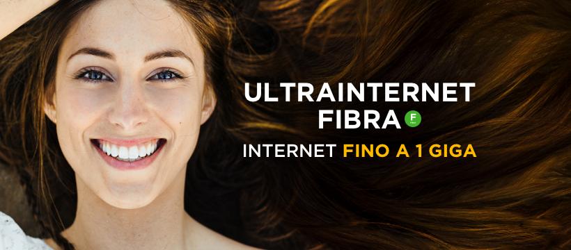 Tiscali Ultrainternet Fibra